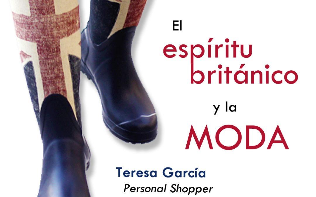 """Conf. """"EL ESPÍRITU BRITÁNICO Y LA MODA"""", por Teresa García  ·  21 de enero de 2014"""