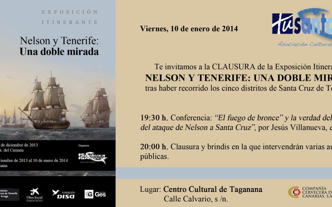 CLAUSURA Expo. Iti. NELSON Y TENERIFE. 10 de enero. Taganana