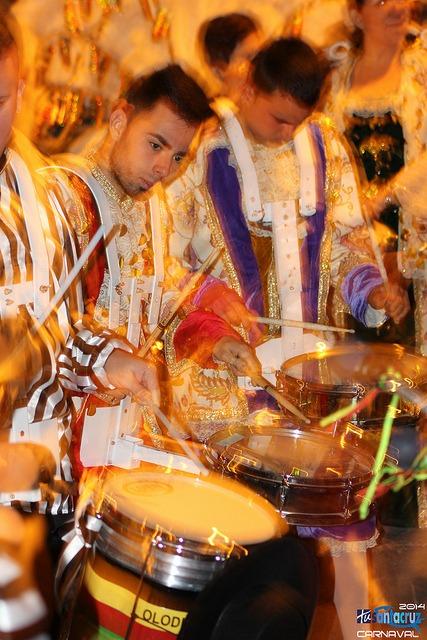 Carnaval 2014 – EL COSO DE LA APOTEOSIS – Santa Cruz de Tenerife