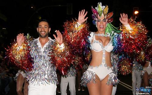 Carnaval 2014 – COMPARSAS RITMO Y ARMONÍA – Santa Cruz de Tenerife