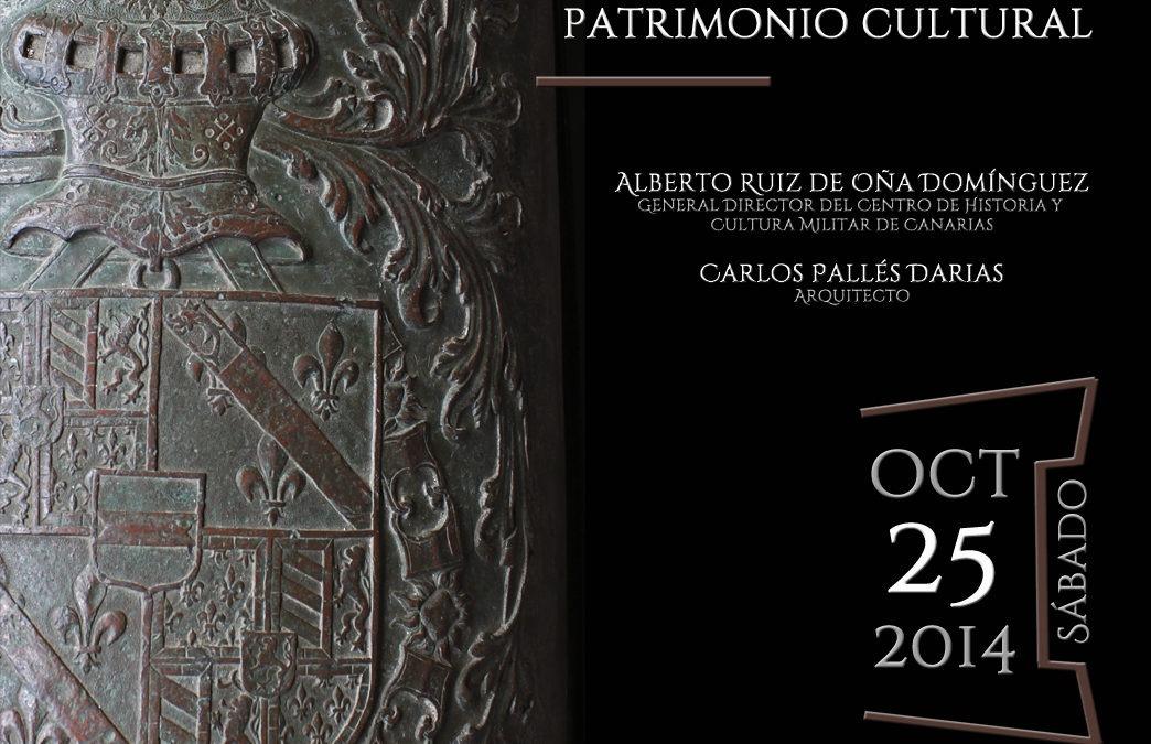 """XXXIV Iti. Cul. """"ALMEYDA NUNCA VISTO. 12 HITOS DE SU RICO PATRIMONIO CULTURAL"""", 25 oct – 11:00h."""