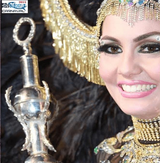 ADTEMEXI CRUZ HERNÁNDEZ Reina del Carnaval 2015