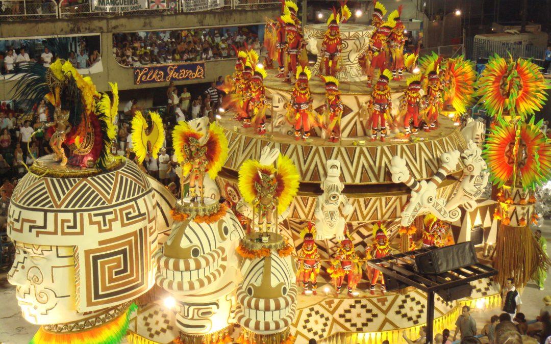 "Charla ""Carnaval de Río de Janeiro"" lunes 9 de febrero a las 20.30h"