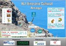 XLI itinerario Cultural ANAGA EXPERIENCE