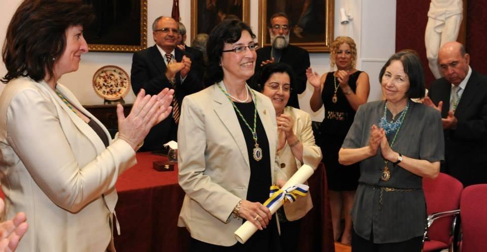 Conferencia Dra. Ana María Díaz Pérez sábado 17 octubre 2015