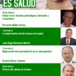 """Ciclo de Conferencias """"TU BOCA ES SALUD"""""""