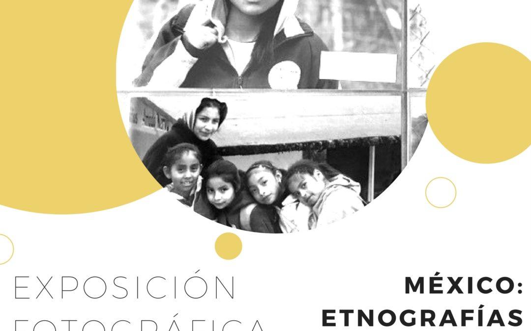 """Exposición fotográfica """"México: etnografías del camino"""" inauguración martes 14 marzo 20,30 Sala Exposiciones Casino"""