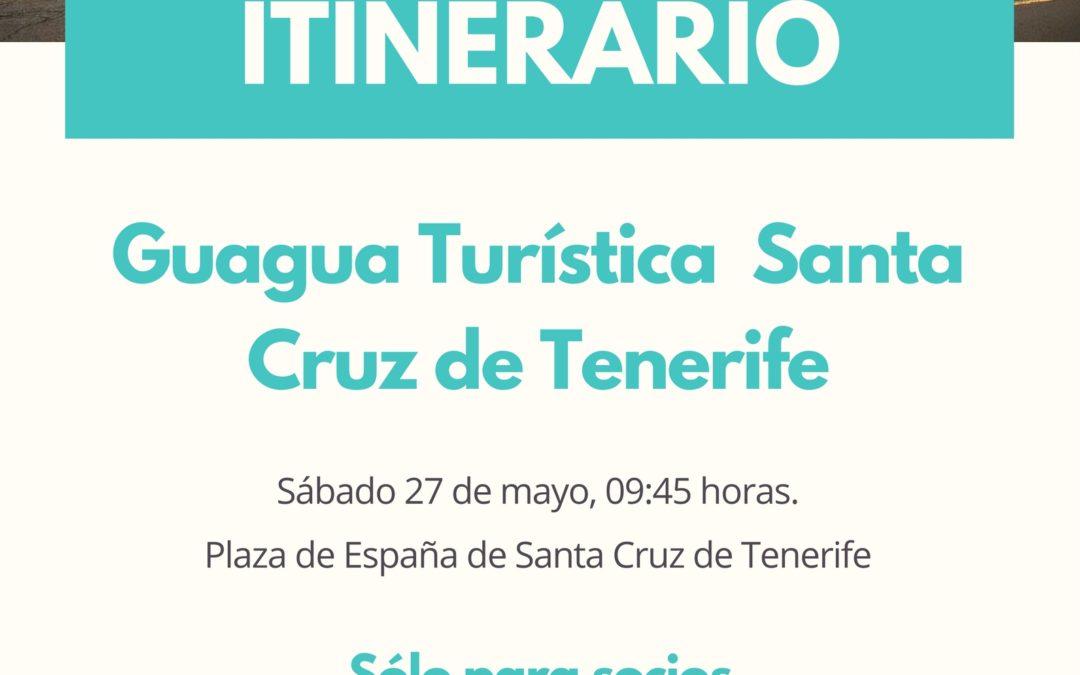 Bus Turístico sábado 27 de mayo 9,45 Plaza España