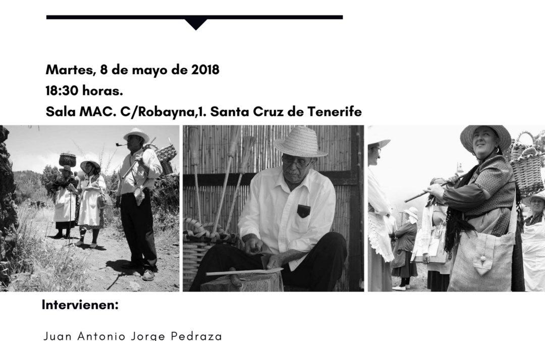 """Mesa Redonda """"EL TRUEQUE"""" Juan Antonio Jorge Pedraza, Iván González Gómez y José Victor Afonso Perdomo MAC martes 8 mayo 18,30h"""