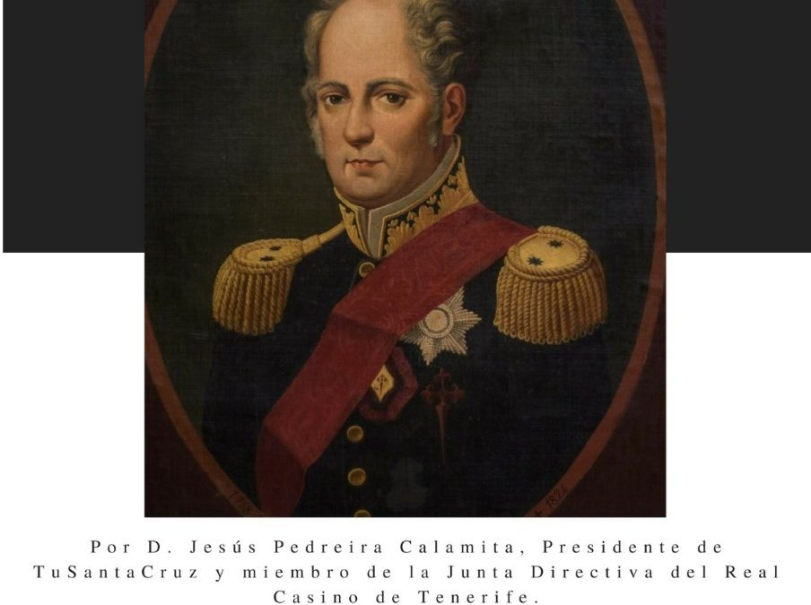 "Conferencia de Jesús Pedreira Calamita ""Agustín de Betancourt: de Tenerife a San Petersburgo"" lunes 9 julio 19,30 horas Casino"
