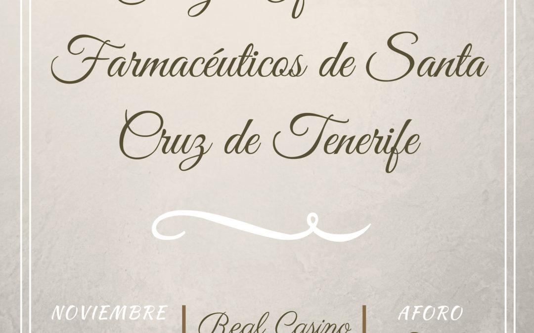 Premio TuSantaCruz 2018 sábado 10 Noviembre 2018 a 20:00H en Real Casino de Tenerife
