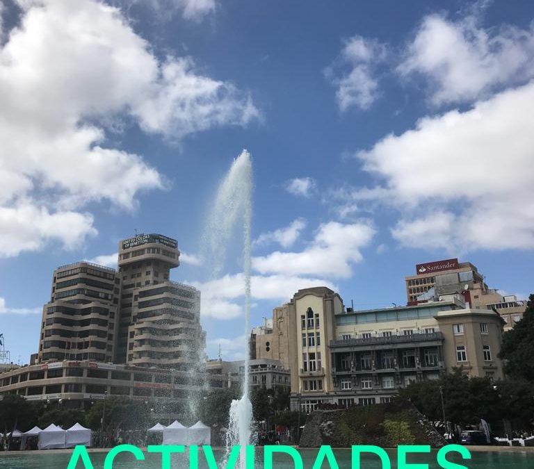 ACTIVIDADES MES DE MARZO 2019 TUSANTACRUZ