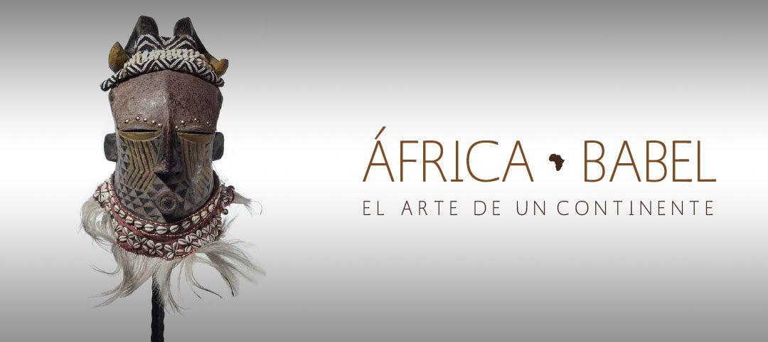 EXPOSICIÓN ÁFRICA-BABEL Fundación Cajacanarias jueves 14 marzo 18,30 horas