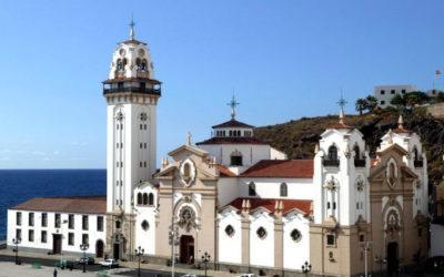 LXXXV Itinerario Cultural TSC casco Histórico de la VILLA DE CANDELARIA, sábado, 29 de junio, 10:00 horas. Lugar: Salida Delegación de Hacienda Santa Cruz de Tenerife