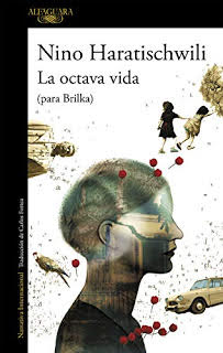 Club de Lectura TuSantaCruz – Real Casino de Tenerife. Libro de la escritora Nino Haratischwili «La octava vida (para Brilka)», miércoles 11 de septiembre, 19:30 h. Real Casino.