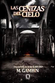 Club de Lectura TuSantaCruz-Real Casino de Tenerife Libro de Mariano Gambín «Las cenizas del cielo». Lunes 19 octubre 2020 Casino 19:30 h.