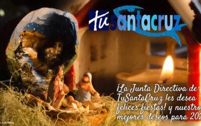 Felicitación Navidad TuSantaCruz 2020